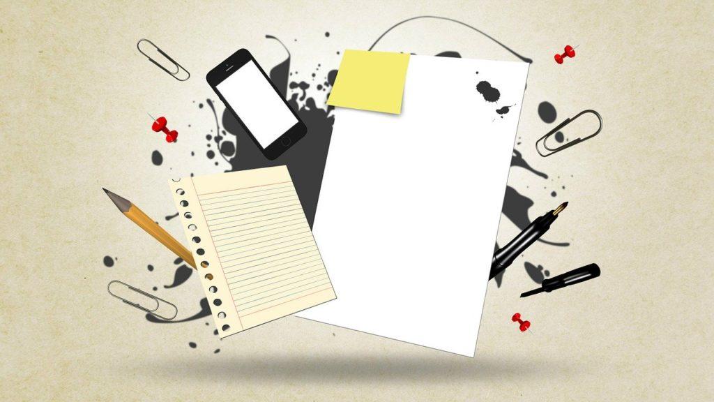 documents imprimés agence visuelle